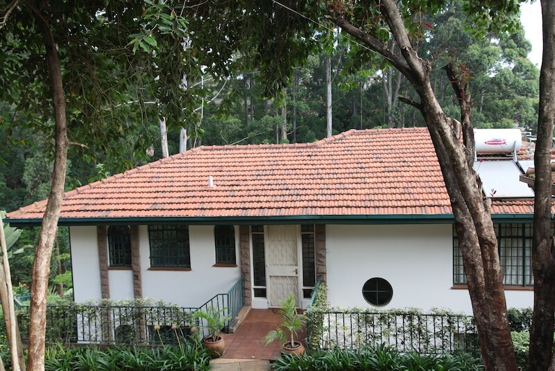 Forest House Exterior - Furnished Apartments in Nairobi