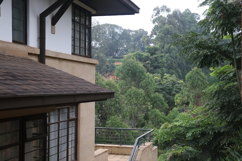 Mtini Estate Exterior - Furnished Apartments in Nairobi