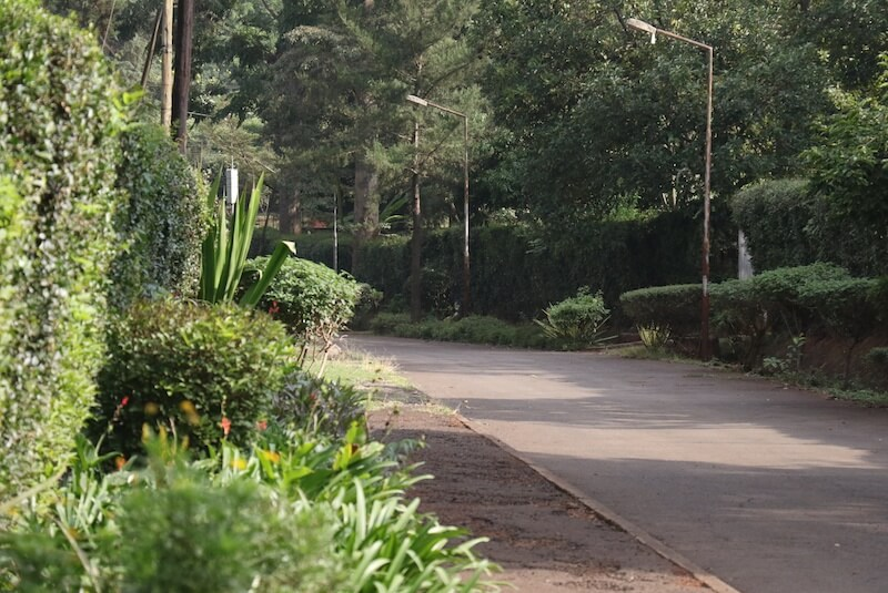 The Red Hill Cottage Drive - Furnished Apartments in Nairobi