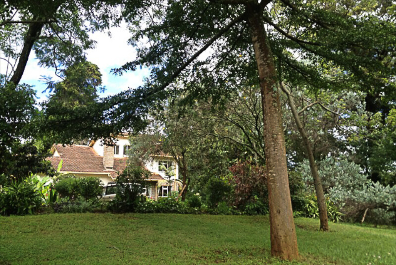 The Red Hill Cottage Garden - Furnished Apartments in Nairobi