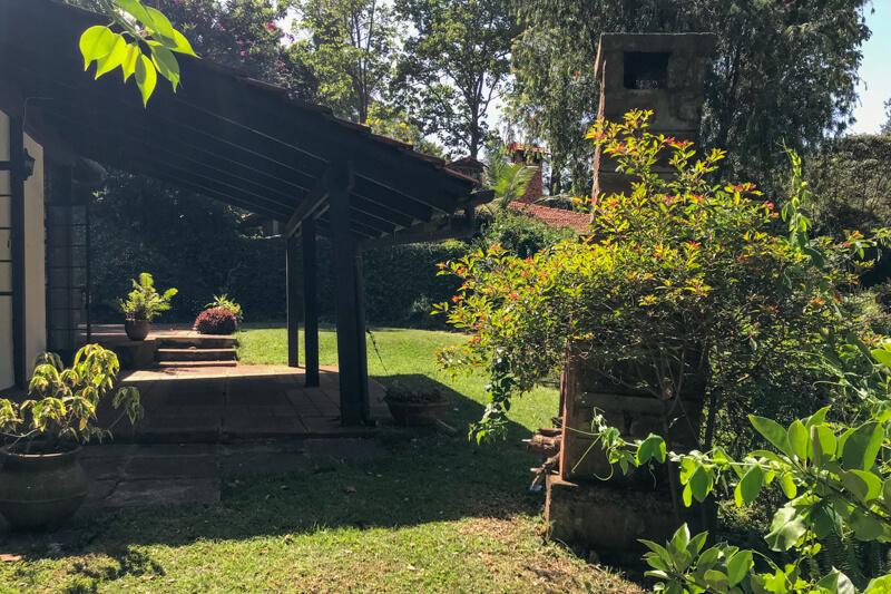 Lake View Cottage Patio