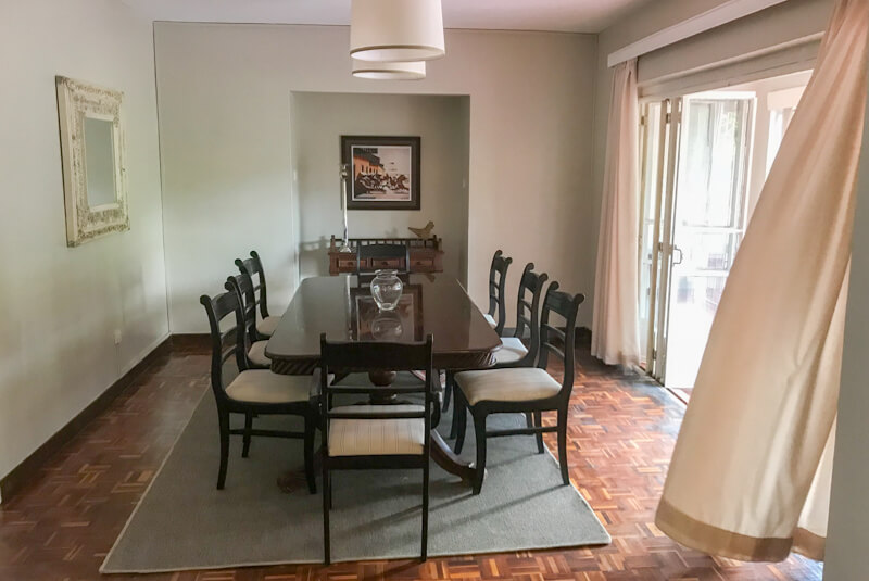 Muthaiga Meadows Dining - Furnished Apartments in Nairobi