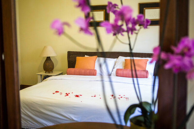Forest House Bedroom - Furnished Apartments in Nairobi
