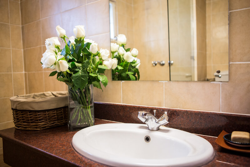 Muthaiga Meadows Bathroom - Furnished Apartments in Nairobi