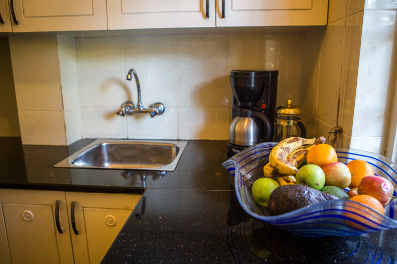 Kitchen - Furnished Apartments in Nairobi