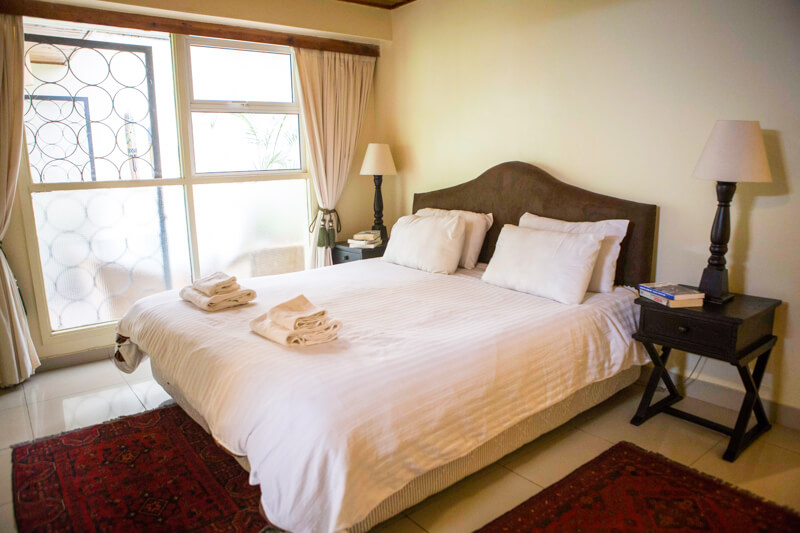 State House Courtyards Bedroom - Furnished Apartments in Nairobi